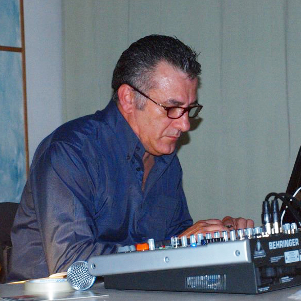 Milonga con DJ Ivan Cordisco