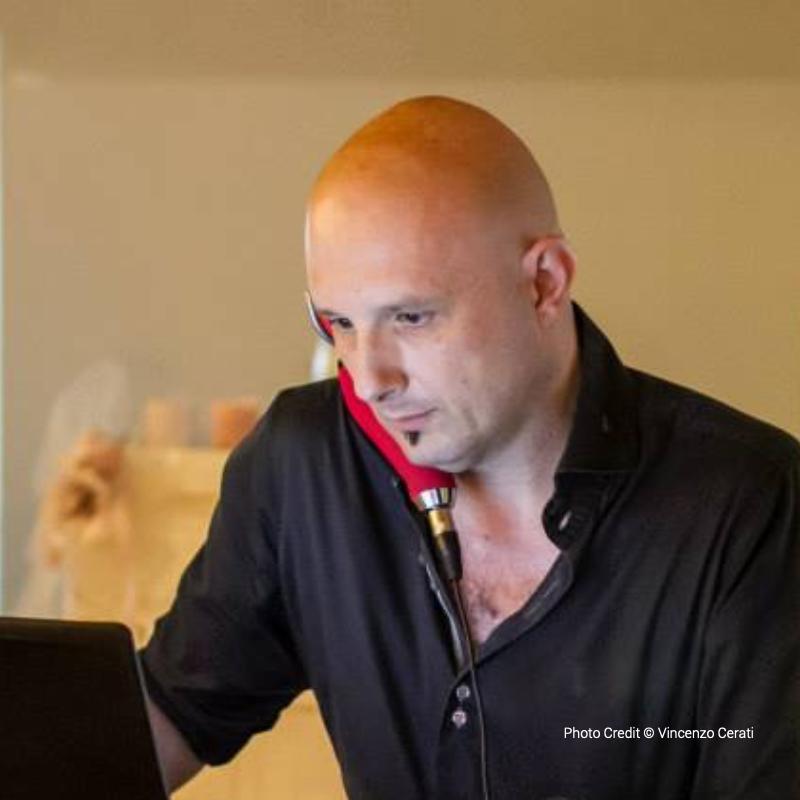 Milonga con DJ Carlo Carcano