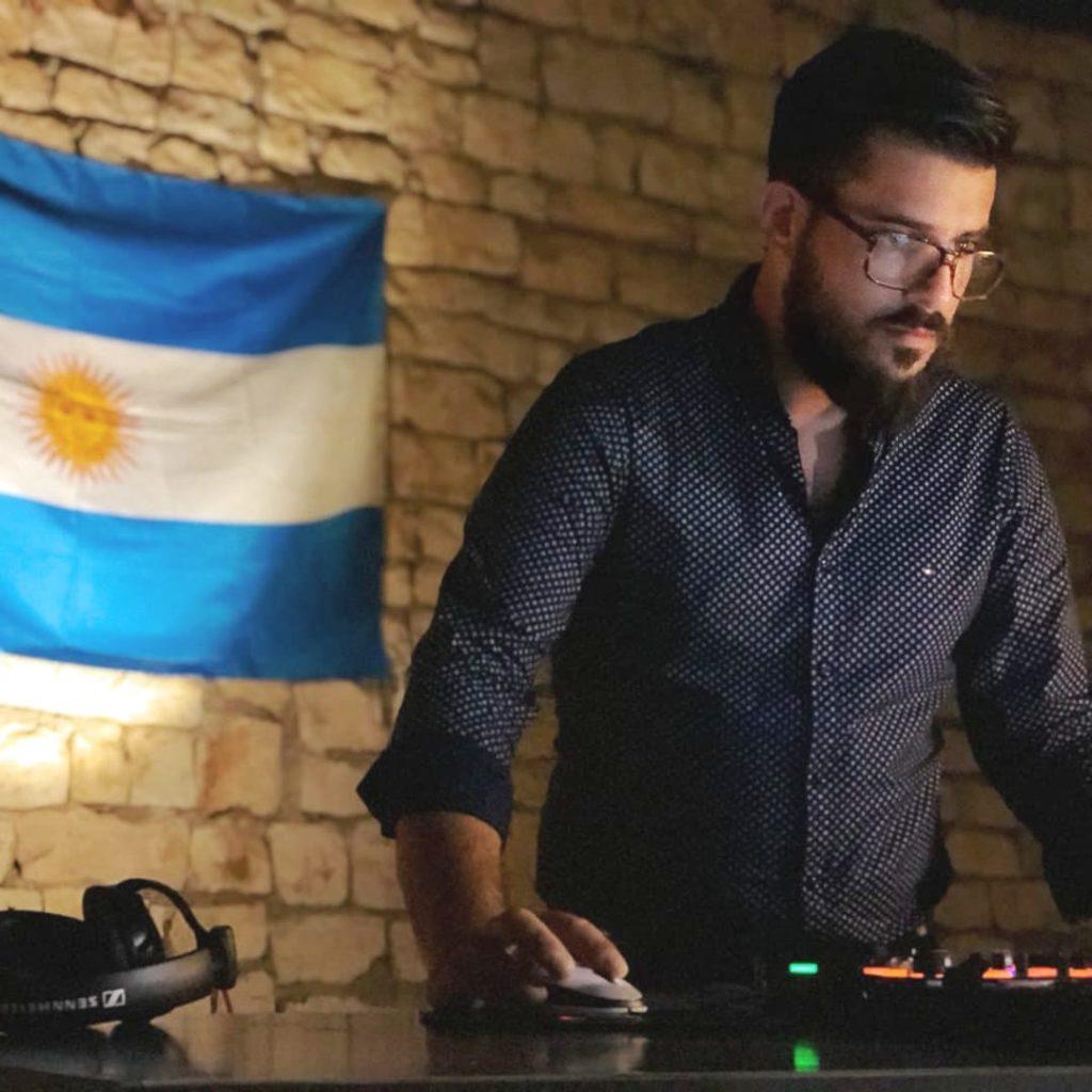 Milonga con DJ Gabbo Fresedo